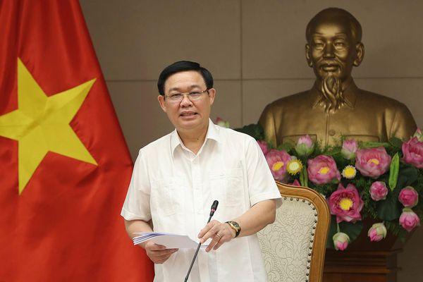 Phó Thủ tướng Vương Đình Huệ 'gật đầu' đưa DAP 1 - Hải Phòng ra khỏi danh sách 12 dự án