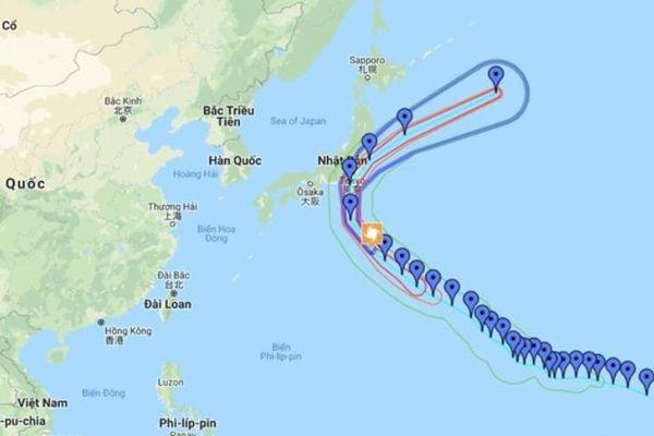 Lùi giờ hàng loạt chuyến bay giữa Nhật và Việt Nam