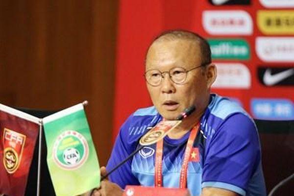 HLV Park Hang-seo: Tôi muốn xem khả năng ứng phó của các cầu thủ trước đối thủ mạnh