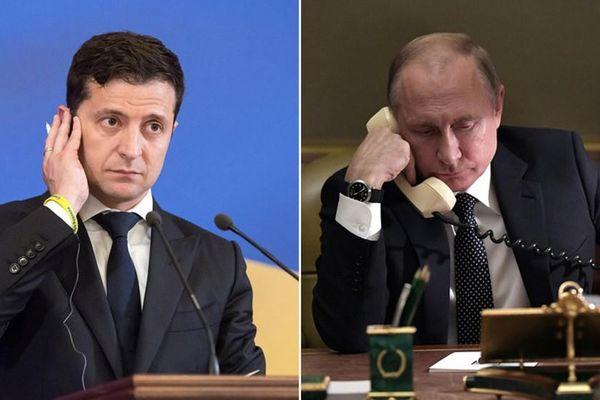Tổng thống Nga-Ukraine nói gì trong cuộc điện đàm hiếm hoi hậu trao đổi tù nhân?
