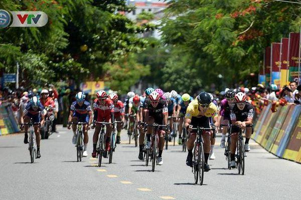 Giải xe đạp VTV Cup 2019: Loic Desriac giành áo vàng chung cuộc