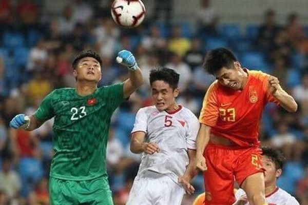 Dân mạng Trung Quốc chán nản, 'chẳng biết nói gì' vì thua U22 Việt Nam