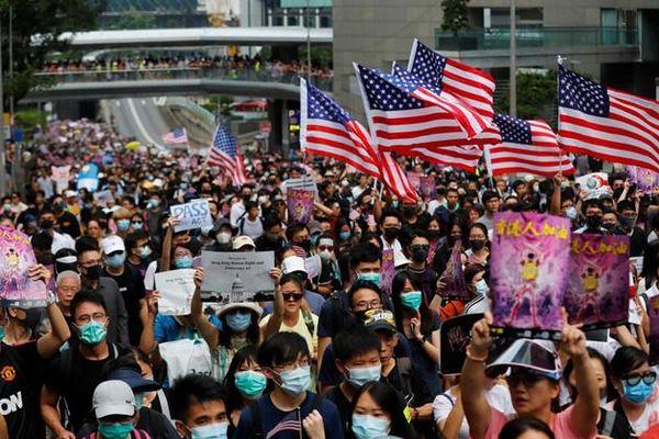 Global Times: Mỹ sẽ lợi dụng Hong Kong để gia tăng sức ép lên TQ