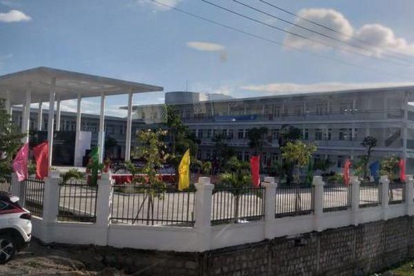 Trungnam Group bàn giao ngôi trường học trị giá 45 tỷ đồng