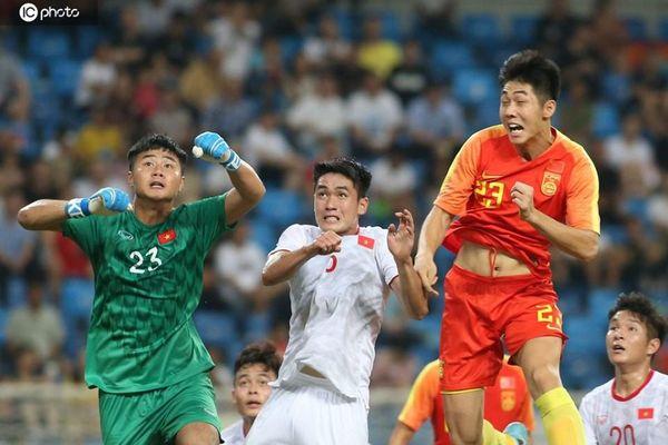 Đội nhà thua bạc nhược U22 Việt Nam, báo Trung Quốc chán nản