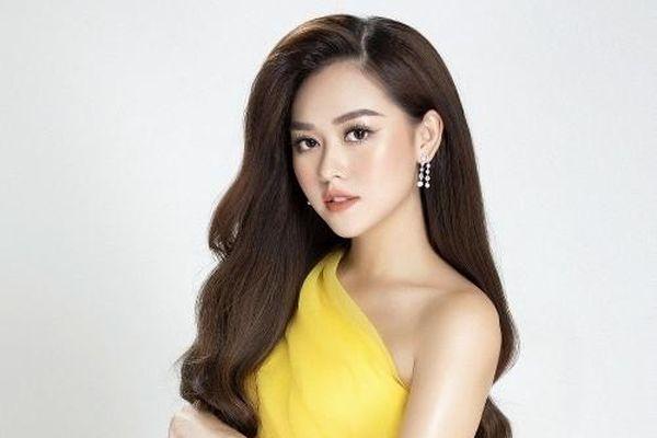 Á hậu Tường San đẹp ngọt ngào, quyến rũ chuẩn gu Miss Internatinal