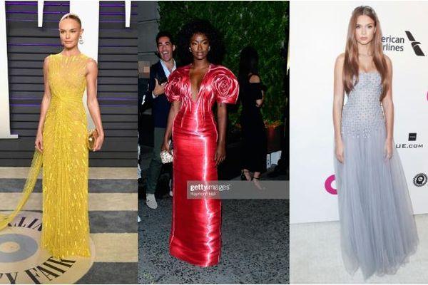 Ngay trước thềm New York Fashion Week, toàn bộ thiết kế váy của Công Trí được 'ưu ái' đăng hàng loạt trên báo Mỹ