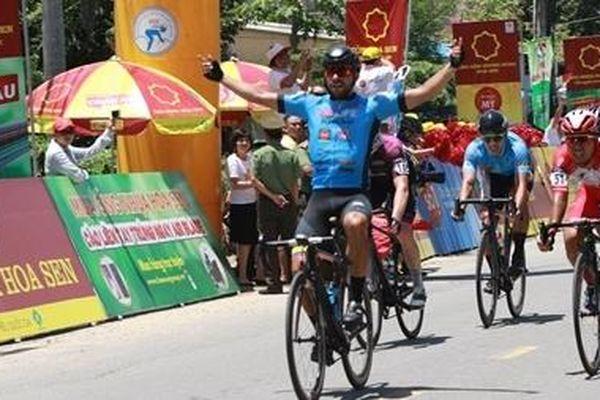 Bikelife Đồng Nai chiến thắng tại Giải đua xe đạp quốc tế VTV Cup Tôn Hoa Sen 2019