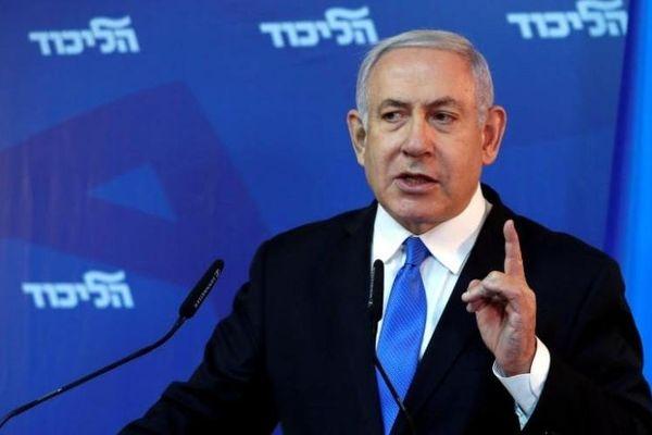 Buổi vận động tranh cử của ông Netanyahu bị gián đoạn, Israel không kích đáp trả Hamas tại Gaza
