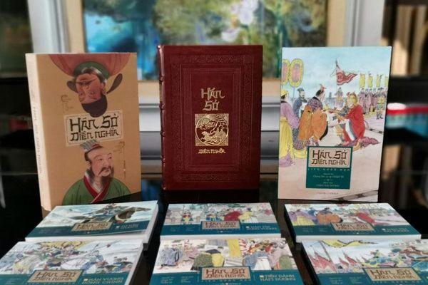 Ra mắt bản dịch đầy đủ 'Hán Sở diễn nghĩa'