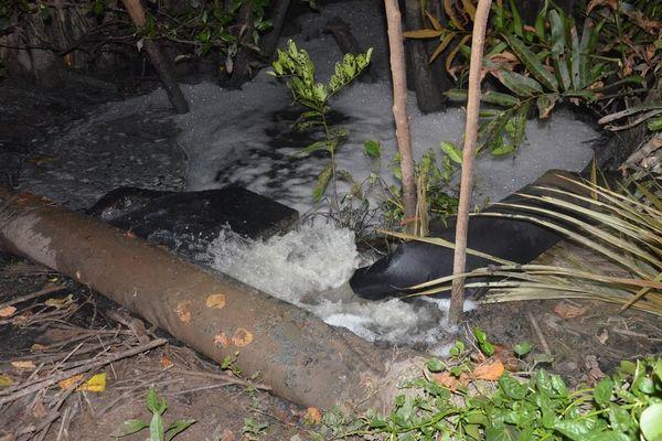 Xả nước thải chưa qua xử lý, một doanh nghiệp bị phạt 710 triệu đồng