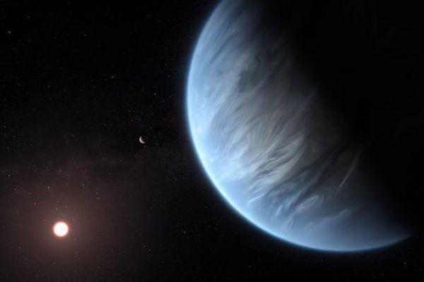 Phát hiện nước trong khí quyển quanh một hành tinh giống Trái Đất