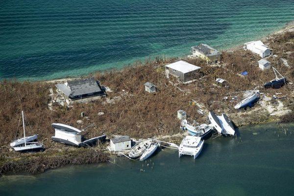 2.500 người Bahamas mất tích sau khi siêu bão quái vật Dorian càn quét