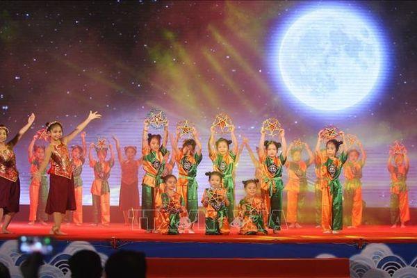 Khai mạc Lễ hội Trung thu năm 2019