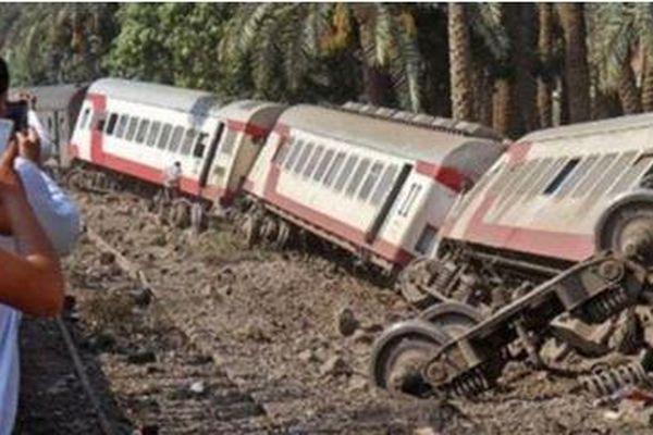 Lật tàu lửa ở CHDC Congo, 50 người thiệt mạng