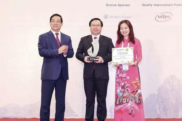 Bệnh viện Gia An 115 đạt Giải thưởng Quản lý bệnh viện châu Á