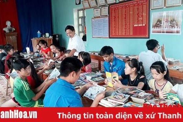 Thư viện tư nhân góp phần thúc đẩy văn hóa đọc