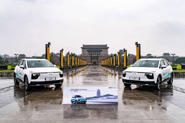 Đi triển lãm ô tô Frankfurt 2019 kiểu 'phượt', hãng xe Trung Quốc này lập kỉ lục thế giới