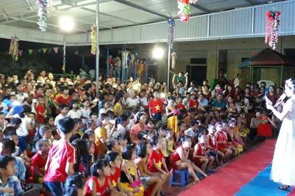 Tết Trung thu ở rốn lũ Hương Khê, Hà Tĩnh