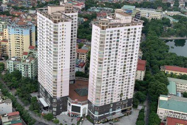 Nguy hiểm rình rập ở những tòa chung cư cao tầng