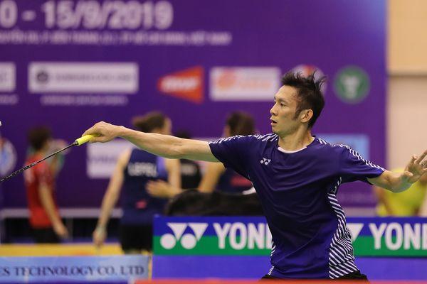 Giải cầu lông Việt Nam Open: Tiến Minh dừng chân ở tứ kết