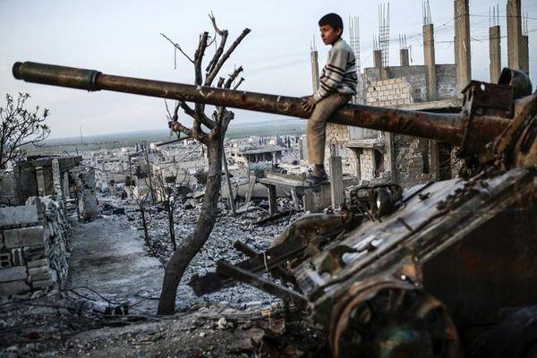 Nga bỏ mặc đồng minh, tuyên bố kết thúc chiến tranh Syria