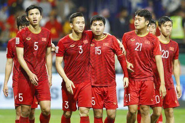 Tuyển Việt Nam tập trung ngắn hạn trước trận Malaysia