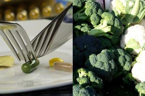 Australia biến súp lơ và bông cải xanh bỏ đi thành thuốc bổ
