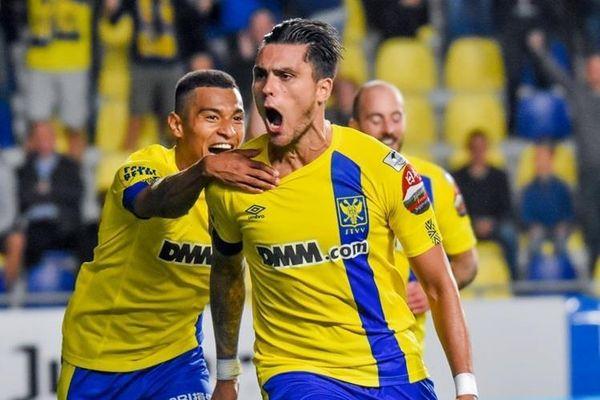 Sint-Truidense cầm hòa đội cuối bảng nhờ bàn gỡ ở phút 90+5