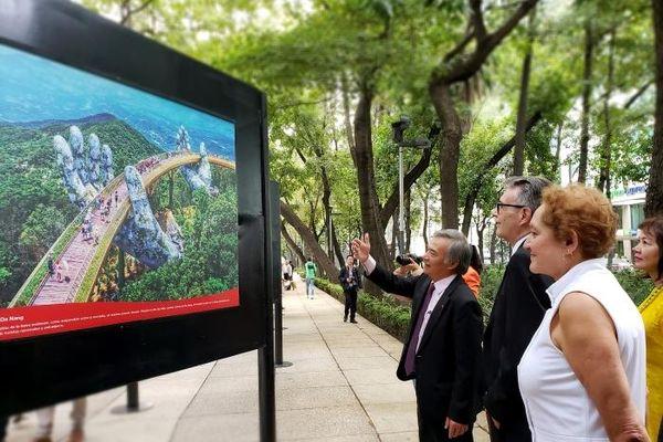 Đặc sắc Triển lãm 'Việt Nam - Hấp dẫn bất tận' tại Mexico