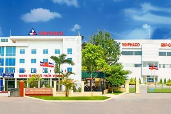 Thuốc do Công ty Vinphaco nhập khẩu không đạt tiêu chuẩn chất lượng phải thu hồi