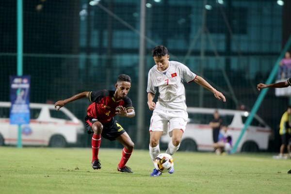 Vòng loại U16 châu Á 2020 (bảng H): ĐT U16 Việt Nam ra quân thắng lợi