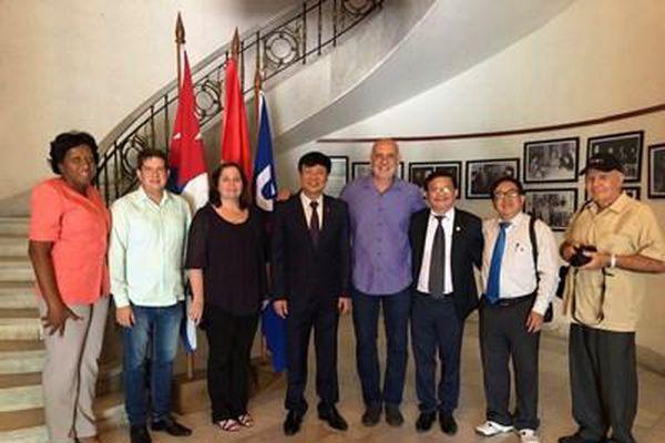 Tăng cường quan hệ hợp tác báo chí giữa Việt Nam và Cuba