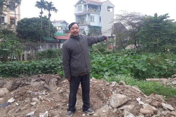 Thanh Oai (Hà Nội): Dấu hiệu 'phức tạp hóa' một vụ việc đòi đất