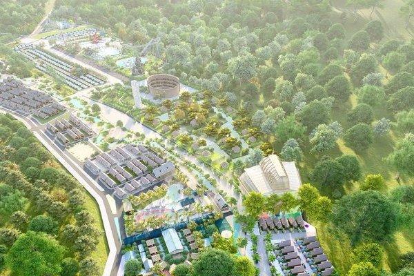 BIỆT THỰ TẠI ECO BANGKOK VILLAS BÌNH CHÂU: Vì sao nên sở hữu tài sản nghỉ dưỡng tầm cỡ thủ phủ du lịch Hồ Tràm - Bình Châu?
