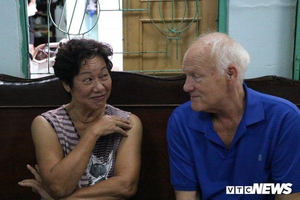 Cựu binh Mỹ hội ngộ bạn gái Việt sau 50 năm: 'Còn yêu thì tìm'