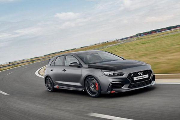 Hyundai ra mắt i30 N Project C tại Frankfurt Motorshow 2019