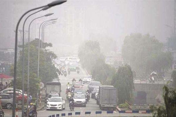 Không khí đô thị ngày càng 'vấy bẩn'