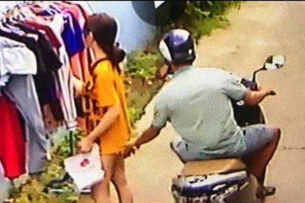 Phạt kẻ sàm sỡ cô gái đang phơi đồ 200 nghìn đồng