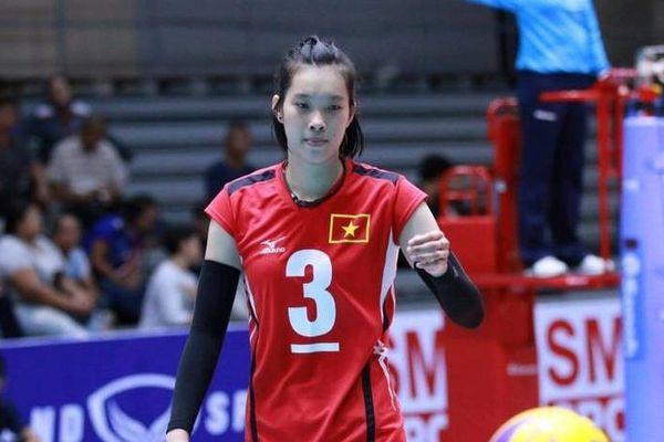 Thanh Thúy sang Nhật Bản thi đấu