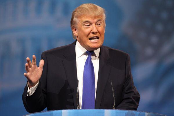 Ông Trump lại 'dọa' Trung Quốc