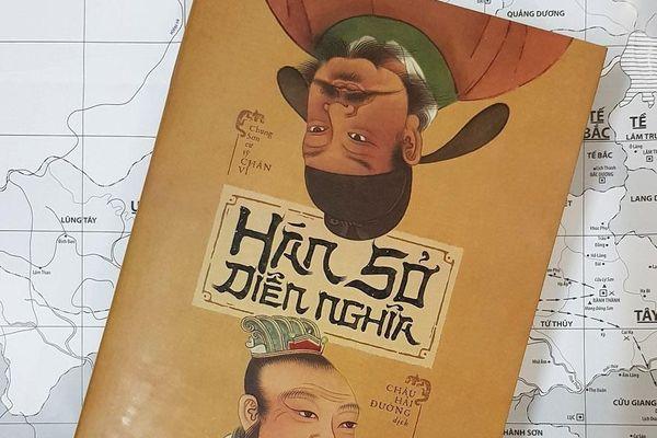 Đọc thêm về Hán Sở diễn nghĩa