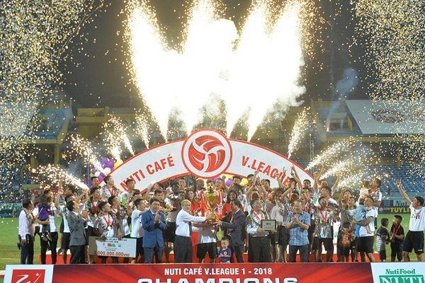 Vòng 24 V-League 2019: Thanh Hóa và HAGL không còn đường lùi, Hà Nội FC vô địch sớm 2 vòng?