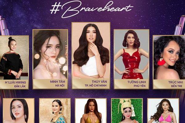 Thúy Vân giành chiến thắng Miss Universe Vietnam Online, thí sinh Hack Vote bị 'xóa sổ'