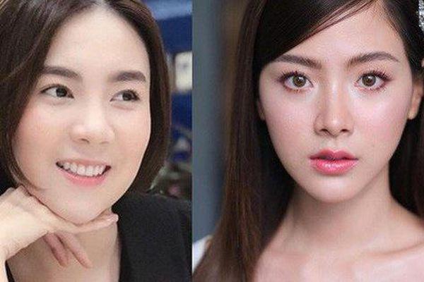 BTV Mai Ngọc VTV 'sửng sốt' vì quá giống mỹ nhân phim Thái 'Chiếc lá cuốn bay'