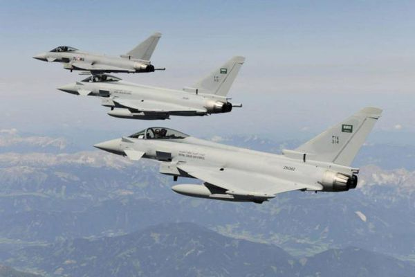 Thực hư thông tin Saudi Arabia ồ ạt ném bom lực lượng Iran ở Syria