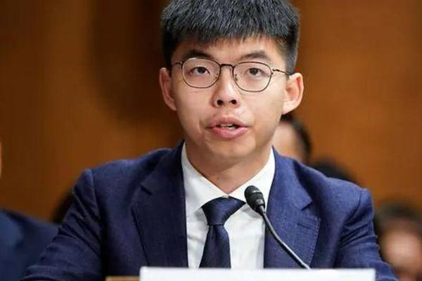Trung Quốc tố Mỹ 'đổ dầu vào lửa' sau cuộc gặp Hoàng Chi Phong