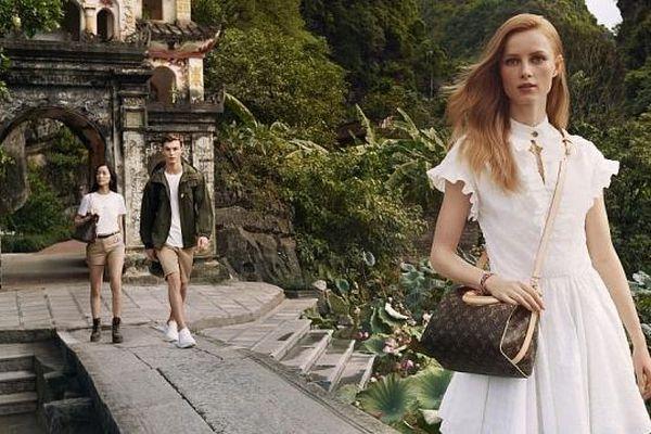 Di sản Việt Nam nổi bật trong chiến dịch mới của Louis Vuitton