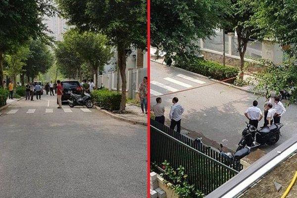 Nam bảo vệ chết bất thường với nhiều vết thương tại trụ sở công ty ở Hà Nội