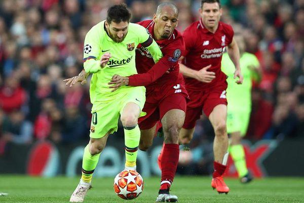 Fabinho quan trọng không kém Van Dijk và Salah
